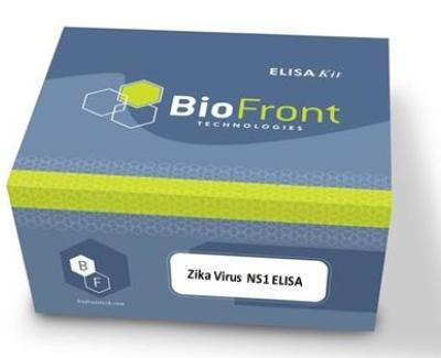 Zika Virus NS1 ELISA- 2 plates