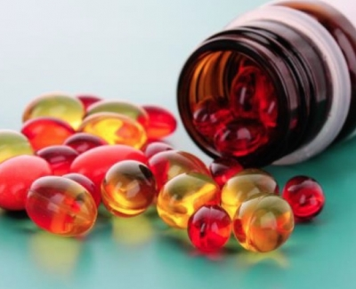 Vitamin A, Vitamin B1, Vitamin B2 (as riboflavin), Vitamin B12, Vitamin C, Vitamin E  IN POWDERED BABY FOOD