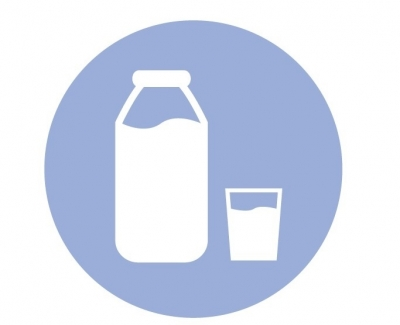 Milk (casein) in Infant Breakfast Cereal